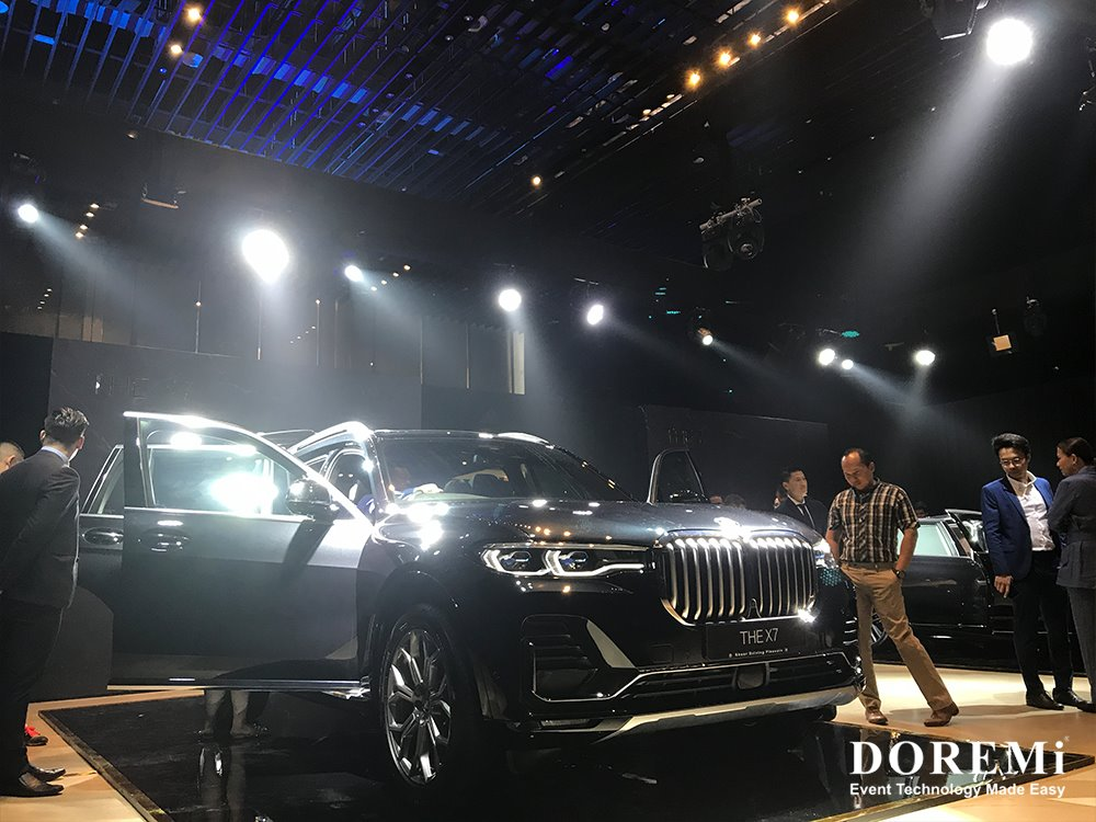 launching bmw the7 7series eventproduction teamdoremi 1