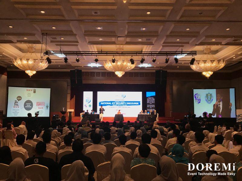 CyberSecurity EventServices DoremiEvent2