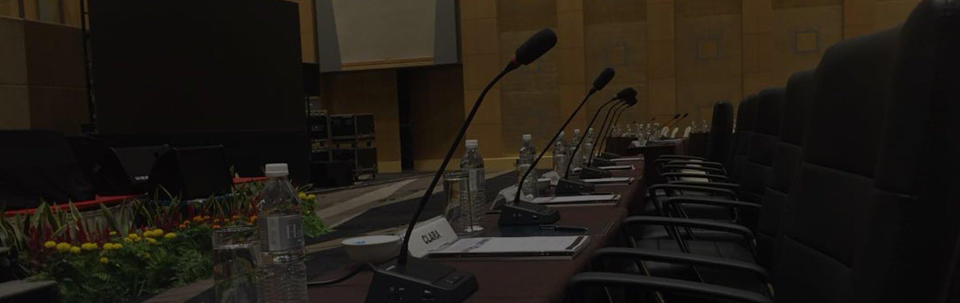 banner conference system