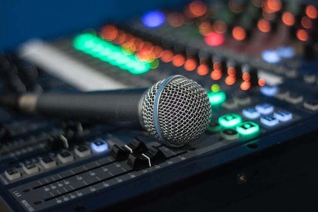 Audio discussions